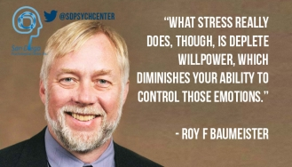 ROY F BAUMEISTER