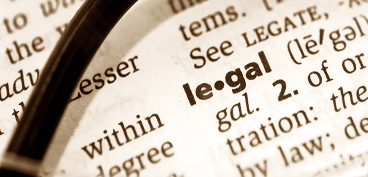 Legal Sections